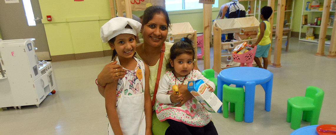 Family Playtime at Creating Together Parkdale