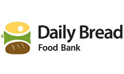 Daily Bread Food Bank, Creating Together Supporters Logo
