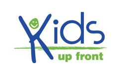 Kids Up Front, Creating Together Supporters Logo