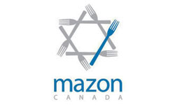 Mazon, Creating Together Supporter Logo